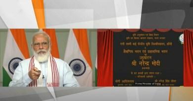 प्रधानमंत्री नरेंद्र मोदी ने उत्तराखंड को बड़ी सौगात दी है। उत्तराखंड में नमामि गंगे की आठ परियोजनाओं का र्चुअल लोकार्पण किया।