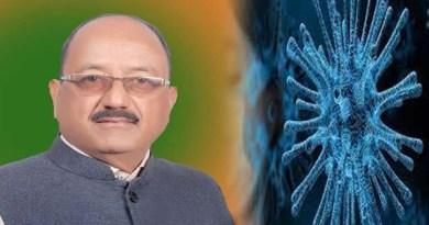 उत्तराखंड: कोरोना की चपेट में आए रामनगर के BJP विधायक की तबीयत बिगड़ी, नोएडा किया गया रेफर