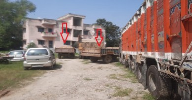 उत्तराखंड में कोरोना काल में भी अवैध खनन माफिया सक्रिय हैं। रुड़की के बुग्गावाला क्षेत्र में अवैध खनन माफिया के खिलाफ पुलिस ने बड़ी कार्रवाई की है।