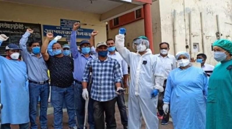 उत्तराखंड के पिथौरागढ़ में स्वास्थ्य विभाग के चतुर्थ श्रेणी कर्मचारियों ने अपनी दो सूत्रीय मांगों को लेकर सरकार के खिलाफ प्रदर्शन किया। प्रदर्शनकारियों ने सरकार पर उनकी अनदेखी का आरोप लगाया।