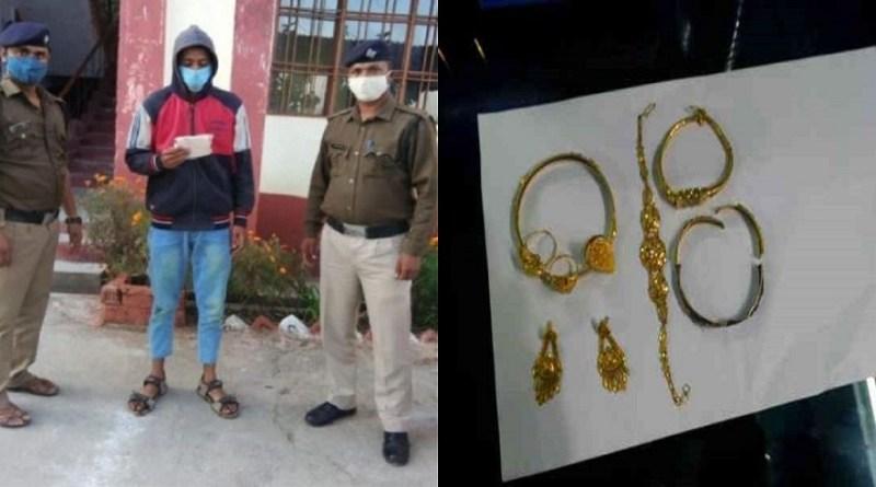 बागेश्वर जिले में पुलिस ने 9 घंटे के भीतर चोरी का खुलासा कर एक आरोपी को गिरफ्तार किया है।