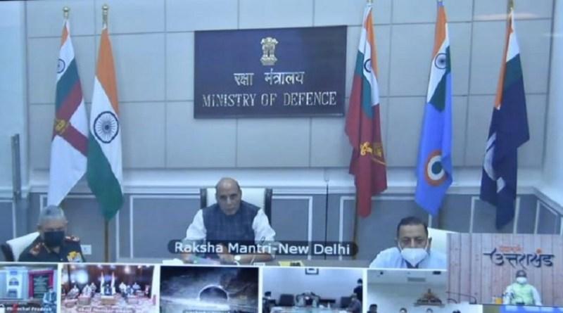 रक्षा मंत्री राजनाथ सिंह ने सात राज्यों और केंद्र शासित प्रदेशों में BRO के बनाए 44 पुलों का वीडियो कॉन्फ्रेंसिंग के जरिए उद्घाटन किया।