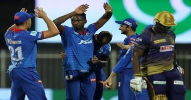 IPL 2020: दिल्ली के आगे कोलकाता ने डाले 'हथियार', 18 रनों से हारी KKR