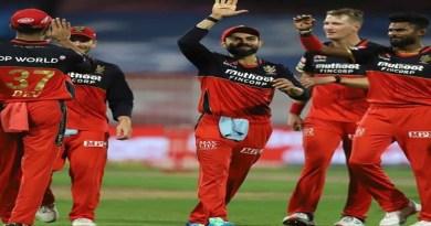 IPL 2020: विराट 'ब्रिगेड़' के गेंदबाजों के आगे कोलकाता ने डाले 'हथियार', 82 रन से जीती बैंगलोर