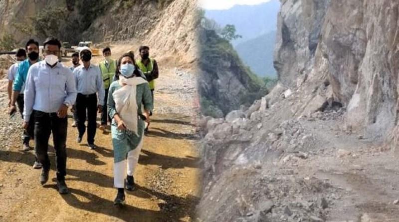 राहत भरी खबर! ऋषिकेश से अब घूम कर नहीं जाना पड़ेगा श्रीनगर, तोता घाटी में यातायात दोबारा शुरू