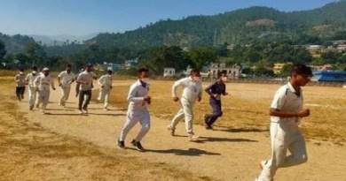 बागेश्वर में क्रिकेट एसोसिएशन ऑफ उत्तराखंड के दिशा निर्देश पर सीनियर क्रिकेट टीम के लिए हुए ट्रायल में 13 खिलाड़ियों का सेलेक्शन किया गाय है।