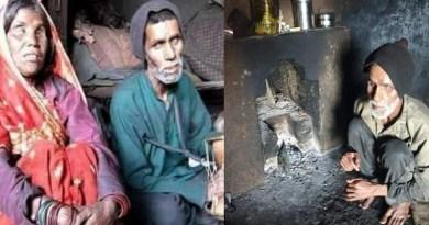 उत्तराखंड के लोक गायक संतराम और उनकी पत्नी आनंदी देवी को भी इन दिनों जीवन यापन के लिए संघर्ष करना पड़ रहा है।