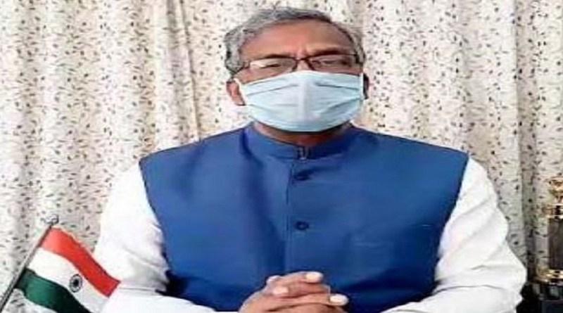 मुख्यमंत्री त्रिवेंद्र सिंह रावत ने मंगलवार से अपना कामकाज दोबारा शुरू कर दिया।
