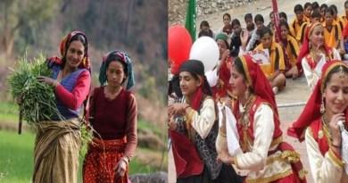 पहाड़ों से घिरे इस प्रदेश की जीवन शैली बाकी प्रदेशों से बिल्कुल अलग है। यहां कुमाऊं और गढ़वाल में अलग-अलग जातीय समूहों के एक मिश्रण है।