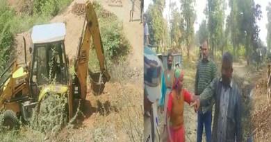 रामनगर: अतिक्रमण रोकने पहुंचे वन कर्मियों से हुई ग्रामीणों की नोकझोंक, काफी देर तक चला ड्रामा!