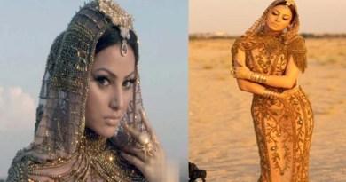 इस पहाड़ी अभिनेत्री ने इंटरनेट पर लगाई आग! पहनी 37 करोड़ रुपये की ड्रेस
