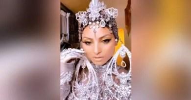 उत्तराखंड की रहने वाली अभिनेत्री उर्वशी रौतेला एक बार फिर सुर्खियों में हैं। इस बार उनके एक वीडियो को लेकर चर्चा हो रही है, जिसे उन्होंन खुद शेयर किया है।