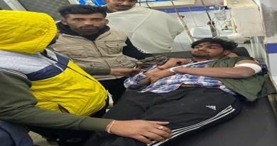 हरिद्वार: भाकियू नेता जतिन चौधरी पर ताबड़तोड़ फायरिंग, इलाके में दहशत का माहौल