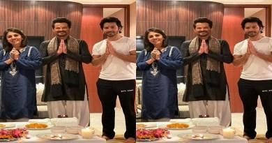 अभिनेता वरुण धवन, अभिनेत्री नीतू कपूर और निर्देशक राज मेहता कोरोना पॉजिटिव पाए गए हैं। तीनों 'जुग जुग जियो' फिल्म यूनिट का हिस्सा हैं।