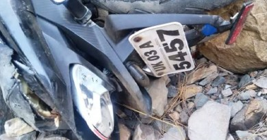 पिथौरागढ़: गंगोलीहाट मोटर मार्ग पर बाइक दुर्घटनाग्रस्त, सिपाही समेत दो लोग हुए घायल
