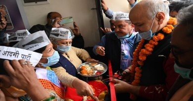 'आप' का मिशन देवभूमि! नैनीताल पहुंचे दिल्ली के डिप्टी सीएम, कांग्रेस-BJP नेताओं को दिया ये खास 'ऑफर'
