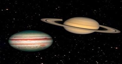 आज रात आसमान में दिखेगा ऐतिहासिक नजारा, 800 साल बाद बृहस्पति-शनि ग्रह नजर आएंगे एक साथ