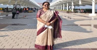 उत्तराखंड की राज्यपाल बेबी रानी मौर्य ने वात्सल्य वाटिका बहादराबाद, हरिद्वार में भागीरथी सरस्वती विद्या मंदिर के नए भवन का लोकार्पण किया।