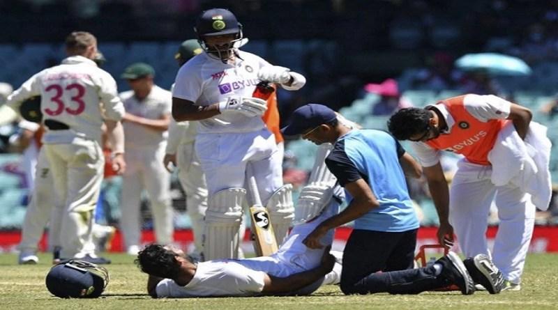 सिडनी टेस्ट में ऑस्ट्रेलिया की जीत के सामने दीवार की तरह खड़े होने वाले टीम इंडिया के खिलाड़ी हनुमा विहारी चोटिल होने की वजह से आखिरी टेस्ट से बाहर हो गए हैं।
