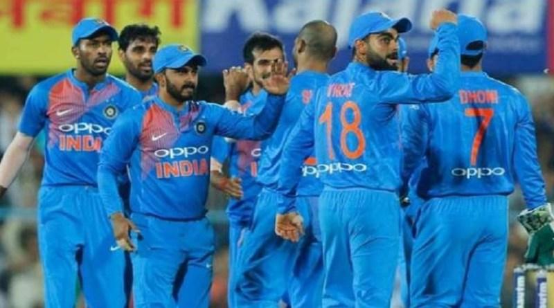इंग्लैंड के खिलाफ होने वाली पांच मैचों की टी-20 सीरीज के लिए भारतीय टीम का ऐलान कर दिया गया है।