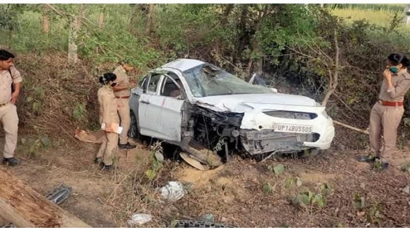 हरिद्वार के लक्सर में कार और बाइक की टक्कर में युवक की दर्दनाक मौत हो गई है। हादसे में तीन लोग घायल हुए हैं।