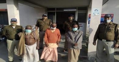 धर्मनगरी में हरिद्वार हैरान कर देने वाला मामला सामने आया है। मात्र 100 रुपये के लिए 3 फक्कड़ साधुओं ने एक फक्कड़ साधु की चिमटों से हमला कर मौत के घाट उतार दिया।