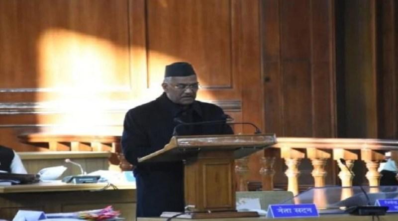 सीएम त्रिवेंद्र सिंह रावत ने आज उत्तराखंड का बजट पेश किया। गैरसैंण विधानसभा में 57,40,03,243 रुपये का बजट पेश किया।