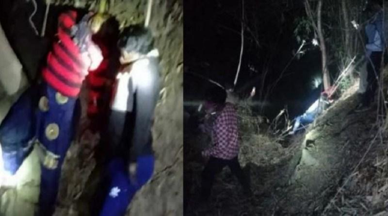 हरि्दवार के राजाजी टाइगर रिजर्व पार्क के जंगलों में पेड़ से लटकी लाश को लेकर पुलिस ने बड़ा खुलासा किया है। पुलिस के मुताबिक महिला और शख्स हरियाण के रेवाणी के रहने वाले हैं और दोनों ने प्यार में जान दे दी।