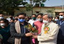CM तीरथ सिंह रावत और केंद्रीय मंत्री किरण रिजिजू नेकिया वाटर स्पोर्ट्स एंड एडवेंचर इंस्टीट्यूटका उद्घाटन
