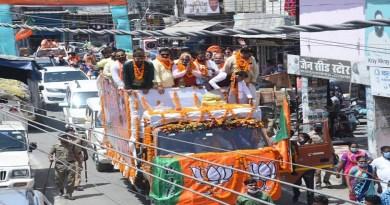 उत्तराखंड में अगले साल होने वाले विधानसभा चुनाव की तैयारी में बीजेपी अभी से जुट गई है। इसी कड़ी में बीजेपी प्रदेश अध्यक्ष शुक्रवार को उधम सिंह नगर पहुंचे।
