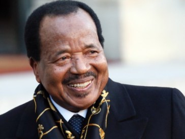 cameroon president