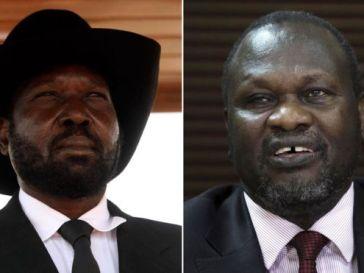 SUDAN LEADERS