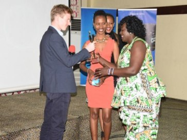 Apolline Uwimana,Female Film Makers, AWARDS