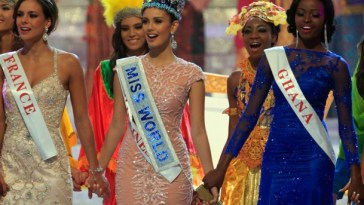 miss world beauty
