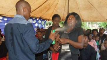South African Prophet, Lethebo Rabalago