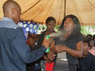 South African Prophet, Lethebo Rabalago
