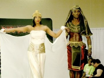 Egyptian wedding before and after civilization