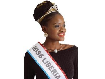 miss liberia, wokie dolo