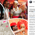 paul okoye and wife