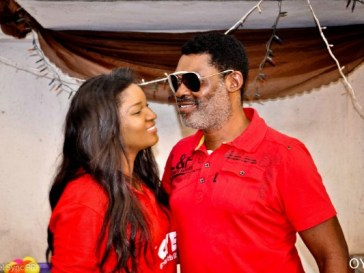 omotola and husband