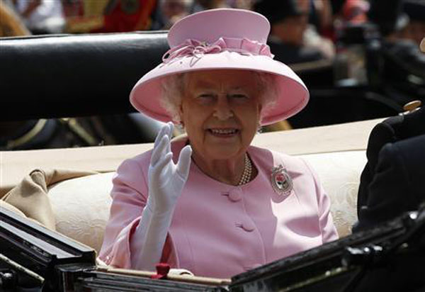 Queen Elizabeth II Celebrate Her 91th Birthday