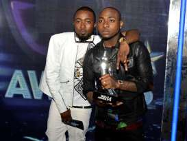 Nigerian Singers, Ice Prince And Davido Come To Blows At Recent Event