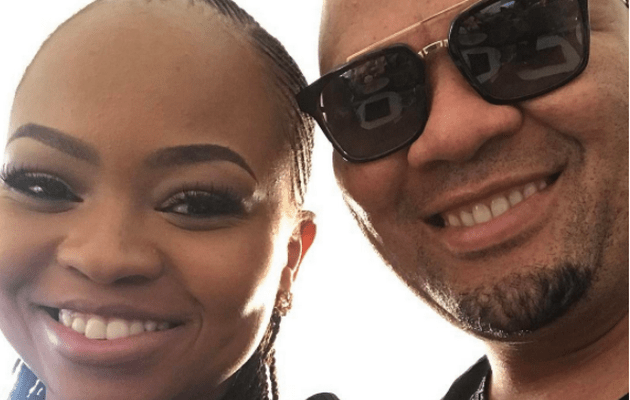 Without Them I Would Have Crashed' - SA Metro FM's Amon