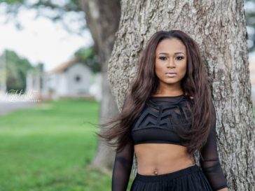 Ghanaian Actress Christabel Ekeh In Police Custody Over Nude Pictures