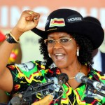 Zimbabwe First Lady Grace Mugabe Gunning for Vice President Post