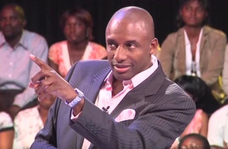 John Fashanu,arrested