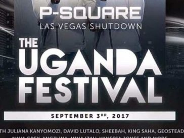 P Square, Uganda Festival