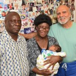 59-Year-Old Ghanaian Woman Welcomes 1st Child After 40 Years of Childlessness