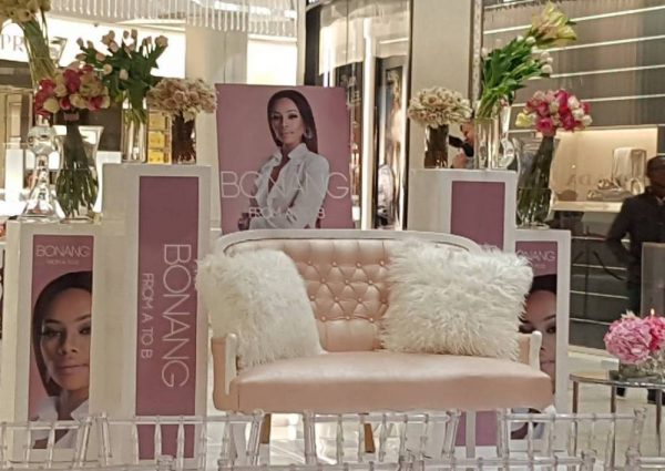 Inside South Africa's Bonang Matheba's Book Launch [Pictures]