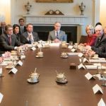 Donald Trump Cabinet's Weekly Bible Study May Be First Such White House Gathering In 100 Years
